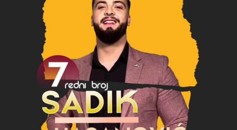 """VI BIRATE pobjednika """"Zvezda Granda"""" i evo kako da glasate! Sutra glasajte za našeg Sadika Hasanovića (FOTO)"""